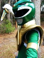 Green Ranger by DartFeld