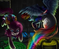 Cupcakes or Spectra? by Aschenstern