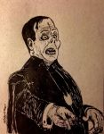 Phantom- Lon Chaney by blanchybaby