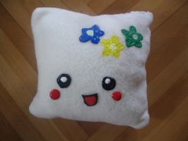 Cute pillow by ateljEE