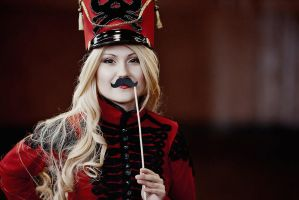 The Mustache by Lady-I-Hellsing