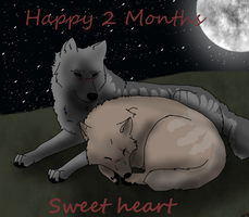 2 Months by Angelwolf778
