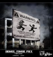 Zombie Pack Promo by Biomox