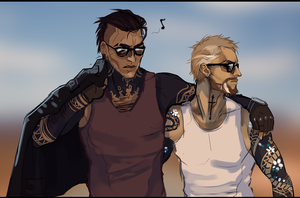 DEM BOYS [fullview] by Desperish