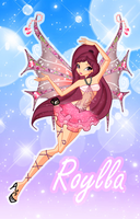 AT:roylla enchantix by shweetcupcake