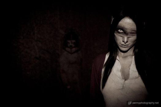 Fatal Frame 4 - Lurking in Shadow by SenilIonia