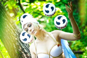 Female!Enel :One Piece by Switch-696