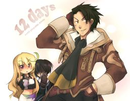 ToX- Xillia Countdown 2 by T3hb33