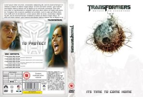 Transformers DVD Cover 1 by NineteenPSG