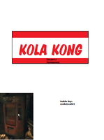 RAGE KOLA KONG Label by redsteal21