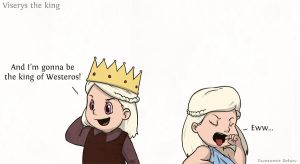 Viserys The King by cury