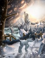 Winter storm by Sylar113
