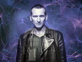The Ninth Doctor by reignoffire86
