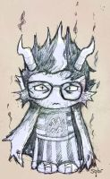 Homestuck: Eridan goes boom by sqbr