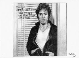 Bruce Springsteen - Darkness On The Edge Of Town by DSL-FZR