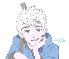 Jack Frost. by mittsumi
