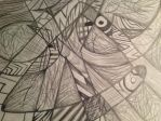 What I did In art class :D by McwitherzBerry