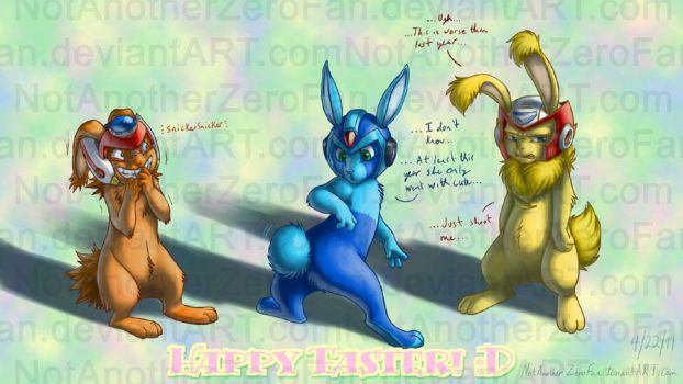 Obligatory Easter Pic 2011 by NotAnotherZeroFan