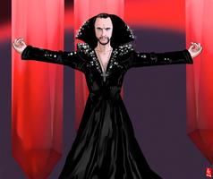 ESC 2013: Zod, is that you? by Wuselig