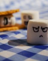 Angry Marshmallow by UnbridledPhotos