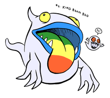 VG Bosses 4: King Boom Boo by greliz