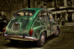 Mr. Car HDR by jamminsession