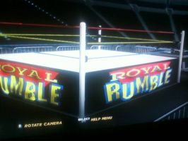 WWE '12: WWX Royal Rumble Arena by TheRumbleRoseNetwork