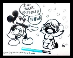 I am your Father Now !!! by Giosuke
