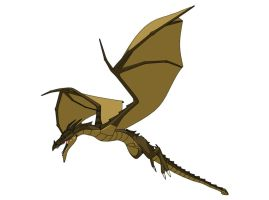 Wyvern by cyrax76