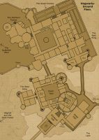 Hogwarts- Ground Floor by Hogwarts-Castle