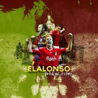 El ALonso Welcome Page by MoshiiMan
