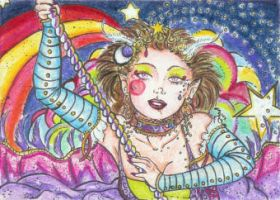 Radiance (ACEO) by Keyshe54