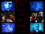 Doctor Who: The abyss gazes also by BasiliskRules