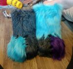 Monster Feet Feetpaw (commission) by Kawaii-fur-costumes