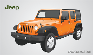 2012 Jeep Wrangler Unlimited by R3YNO