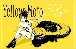 :Yellow Mojo: by Asher-Bee