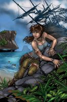 Tomb Raider By Randygreen by Ronron84