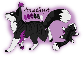 Updated Amethyst Ref. 2013 by ForeverFrosty