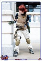 CF Shoot Meryl 2 MGS4 by gaming-goddess