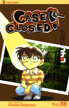 Case Closed 56 Cover by EpicDay