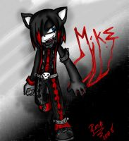 .:Mi Querido Mike:. by DarkRozen