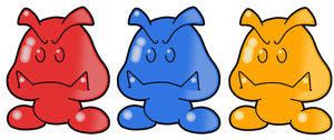 PM14: Gummi Goombas by The-PaperNES-Guy