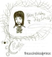 Happy Birthday John! by theaschebloodprince