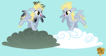 Derpy Hooves Vectors by Pirill-Poveniy