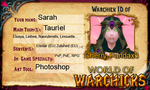world-of-warchicks ID by Cherry-Pandax3