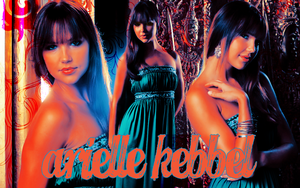 Arielle Kebbel Wallpaper by beauteouselement-xo