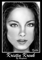 Kristin Kreuk by Maybeline
