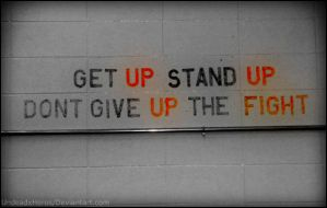 Dont Give Up by UndeadxHeros