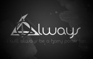 i will always be a harry potter fan. by miguelm-c