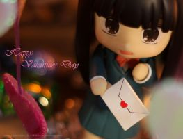 Happy Valentines Day from Sawako by kixkillradio